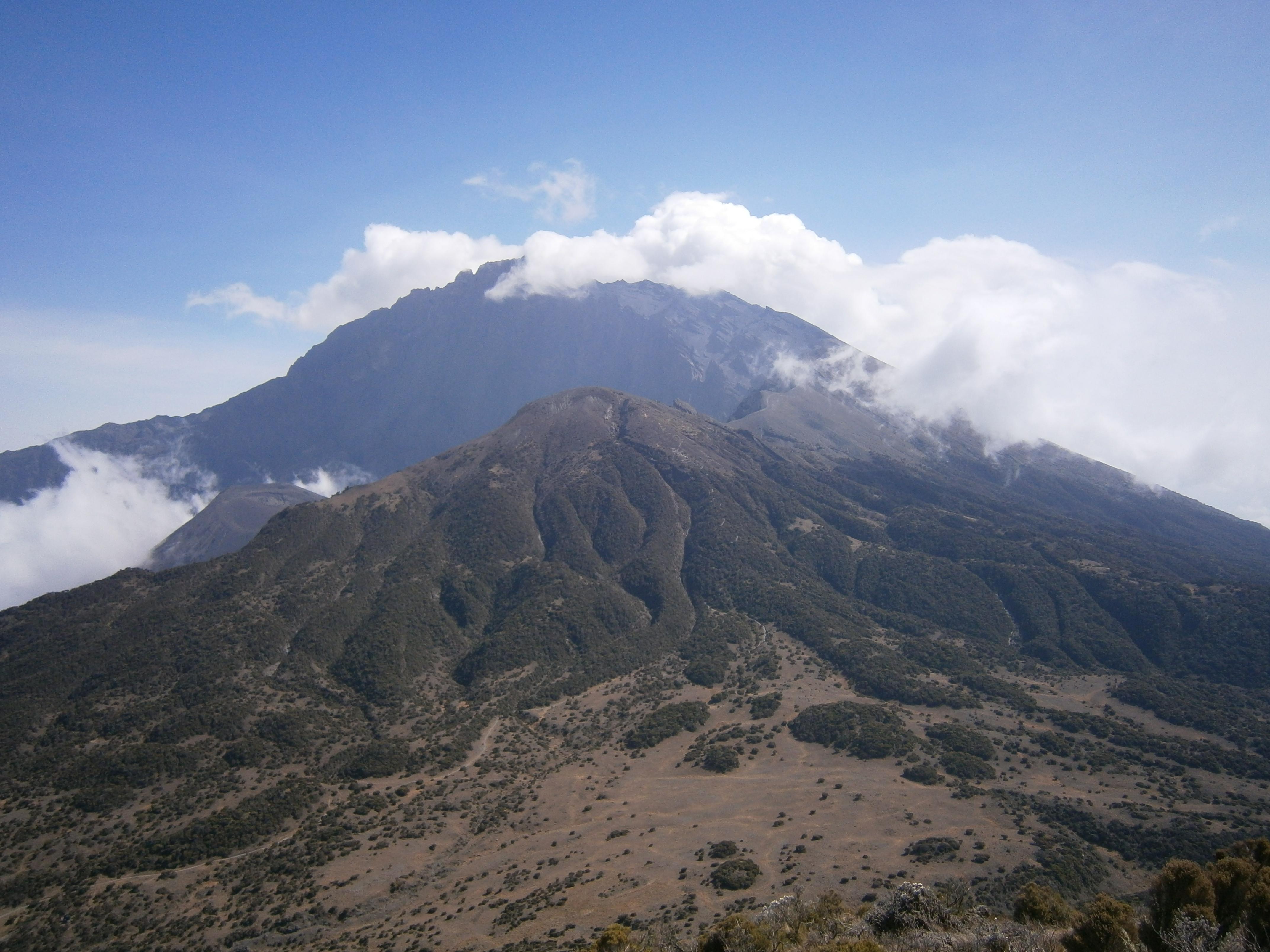 Mount Meru – August 2012