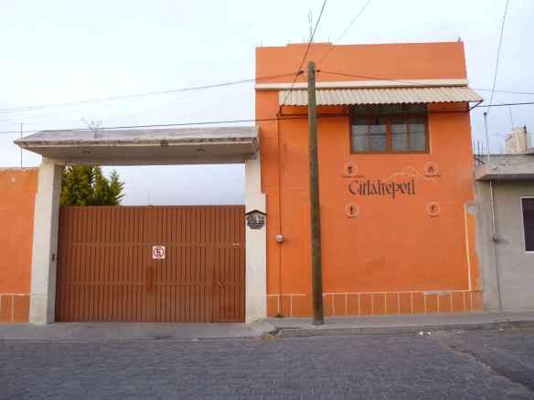 The Cancholas compound.