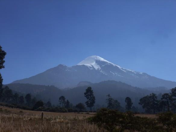 Pico de Orizaba.