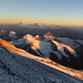 Sunrise, Aconcagua
