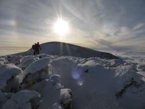 Wymper Summit, Chimborazo