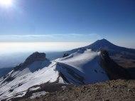Ridge of the Sun, Iztaccihuatl