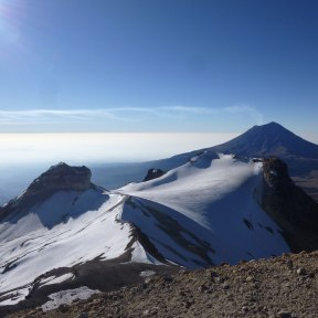Ridge of the Sun, Iztaccihuatl