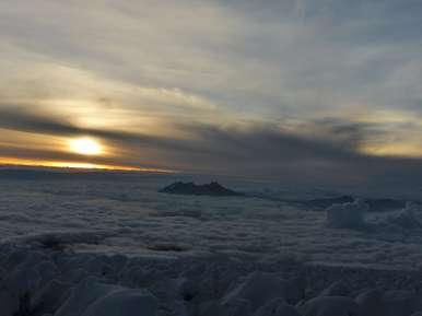 Sunrise, Chimborazo