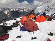 5500m Camp 1.