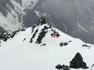 6200m Camp 2.