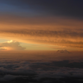 Sunrise, Cayambe